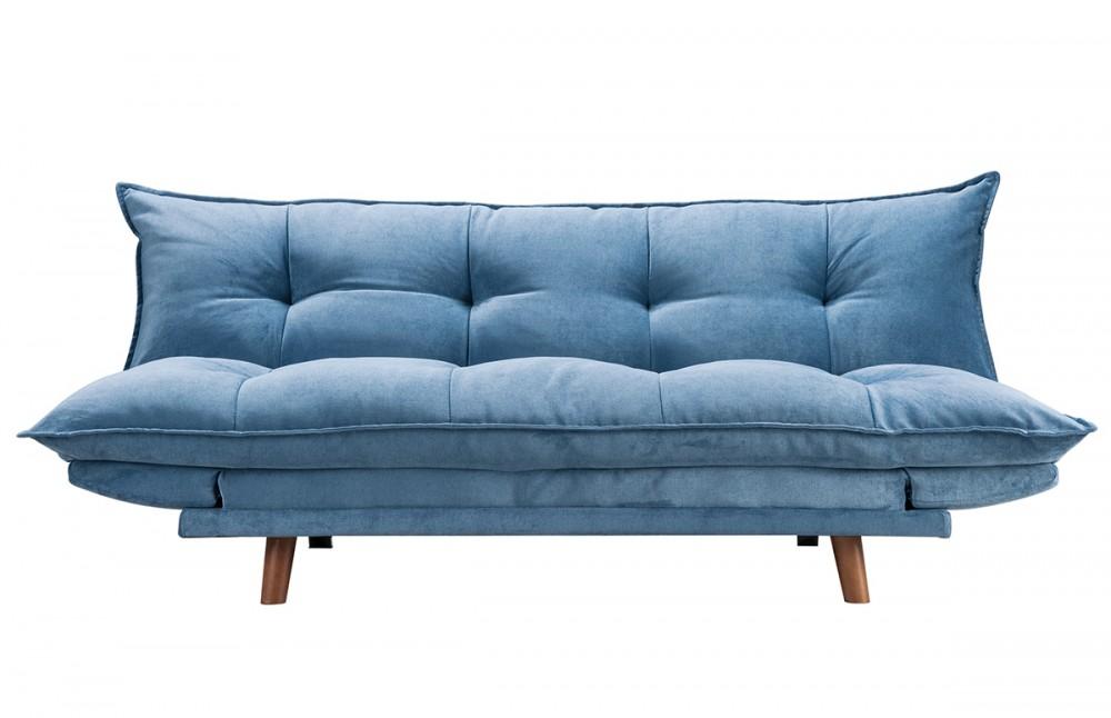 Canapé Pillow bleu